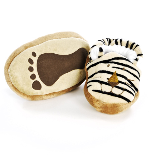 Diinglisar Wild buciki 12cm, Tygrys